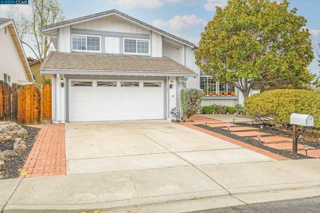 4664 Sugarland Cir, Concord, CA 94521 (#40971471) :: Blue Line Property Group