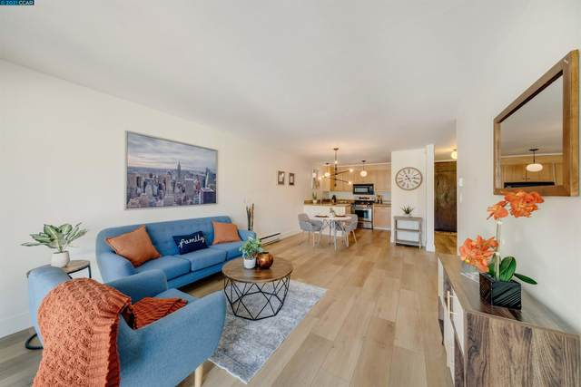 424 Staten Ave #305, Oakland, CA 94610 (#40971486) :: Excel Fine Homes