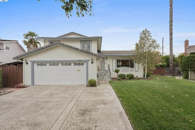 4417 Cordova Pl, Fremont, CA 94536 (MLS #40971489) :: Jimmy Castro Real Estate Group