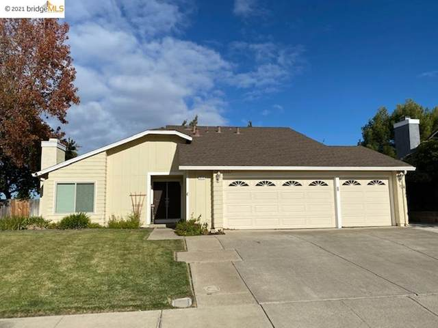 2814 Buttercup Ct, Antioch, CA 94531 (MLS #40971515) :: 3 Step Realty Group
