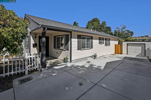 1010 Delacy Ave, Martinez, CA 94553 (#40971553) :: Blue Line Property Group
