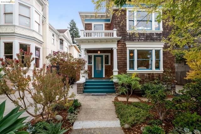 2020 Francisco St, Berkeley, CA 94709 (#40971577) :: Swanson Real Estate Team | Keller Williams Tri-Valley Realty