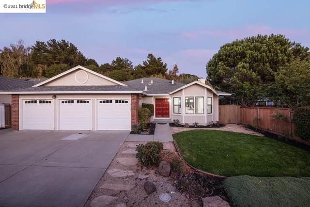 6236 View Crest Dr, Oakland, CA 94619 (#40971589) :: Blue Line Property Group