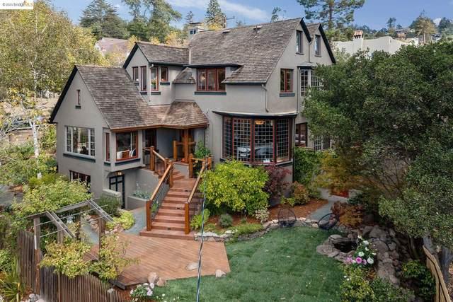 927 Indian Rock Ave, Berkeley, CA 94707 (#40971596) :: Swanson Real Estate Team | Keller Williams Tri-Valley Realty