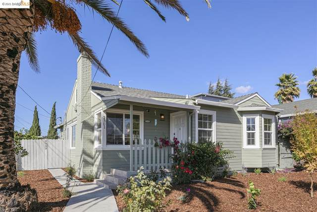 2301 99th Ave, Oakland, CA 94603 (MLS #40971623) :: 3 Step Realty Group