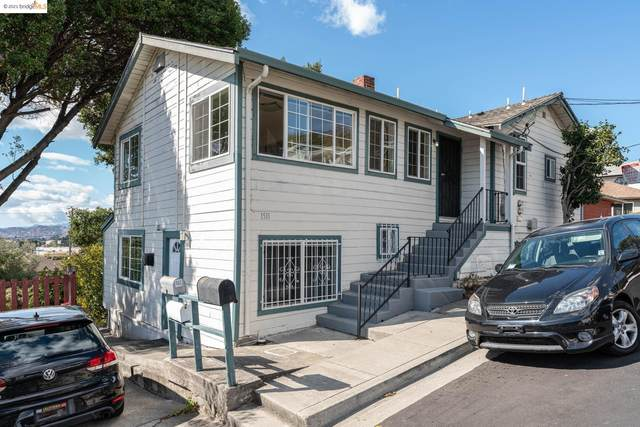 1511 Yuba Ave, San Pablo, CA 94806 (#40971637) :: Excel Fine Homes