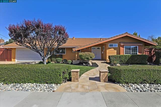 9400 Broadmoor Dr, San Ramon, CA 94583 (#40971640) :: Realty World Property Network