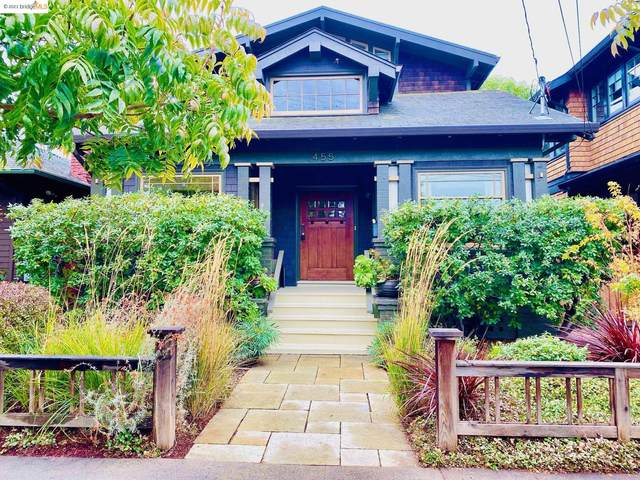 455 Hudson St, Oakland, CA 94618 (MLS #40971644) :: 3 Step Realty Group