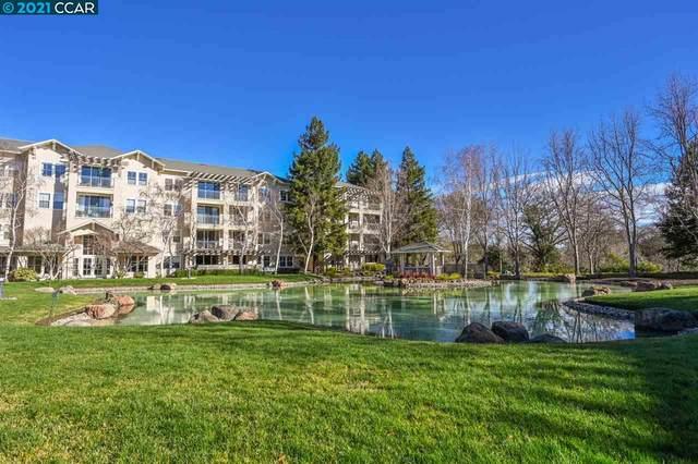 1860 Tice Creek Dr #1334, Walnut Creek, CA 94595 (#40971645) :: Blue Line Property Group