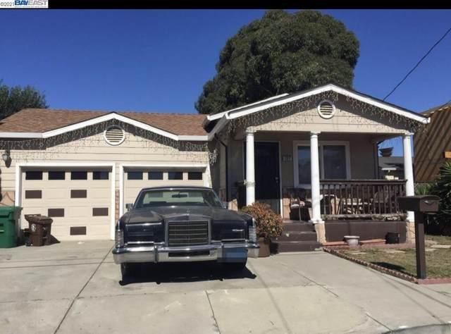 127 Willard Ave, Richmond, CA 94801 (#40971676) :: Swanson Real Estate Team   Keller Williams Tri-Valley Realty