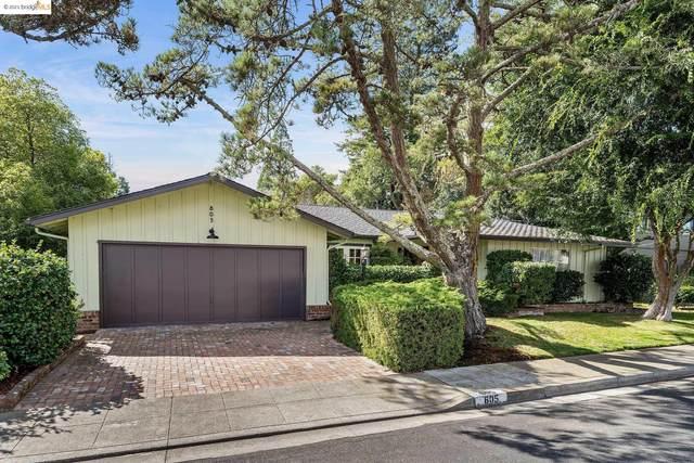 805 Kensington Road, El Cerrito, CA 94530 (#40971688) :: Swanson Real Estate Team | Keller Williams Tri-Valley Realty