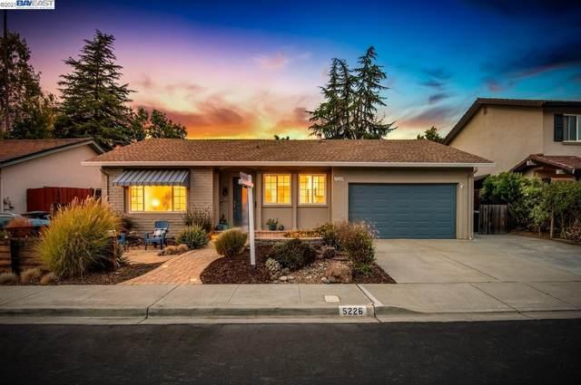 5226 Crestline Way, Pleasanton, CA 94566 (#40971720) :: Excel Fine Homes