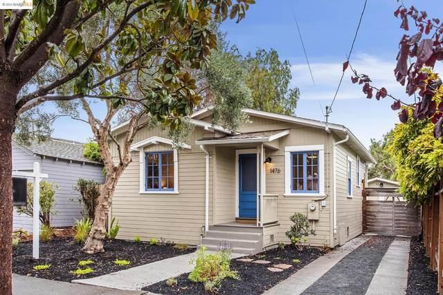 1476 10Th St, Berkeley, CA 94710 (#40971727) :: The Venema Homes Team