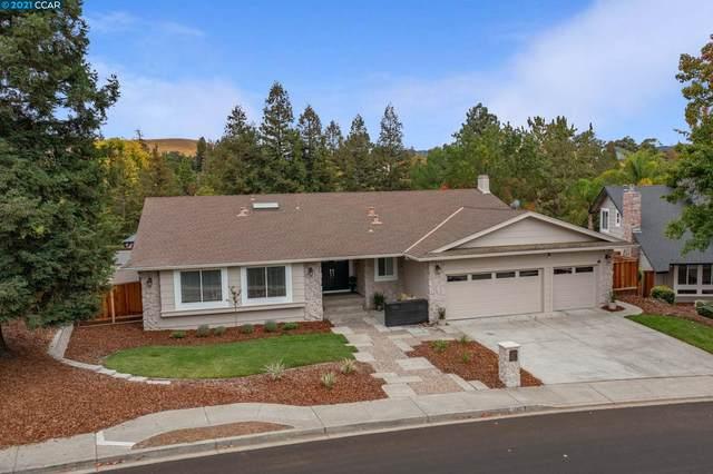 1743 Oro Valley Cir, Walnut Creek, CA 94596 (#40971729) :: Blue Line Property Group