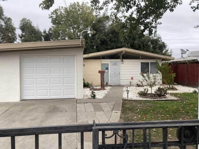 1463 Mantilla Ave, Hayward, CA 94544 (#40971744) :: RE/MAX Accord (DRE# 01491373)