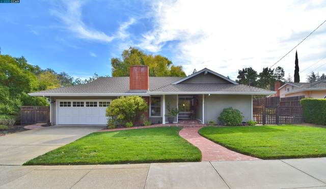 1167 Conejo Way, Walnut Creek, CA 94597 (#40971777) :: Blue Line Property Group