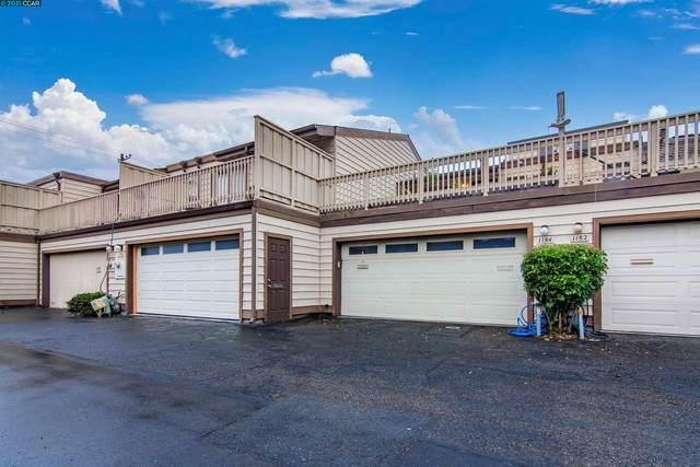 1184 Richmond St, El Cerrito, CA 94530 (MLS #40971791) :: Jimmy Castro Real Estate Group