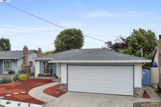 2371 Bennington Ln, Hayward, CA 94545 (#40971805) :: The Venema Homes Team