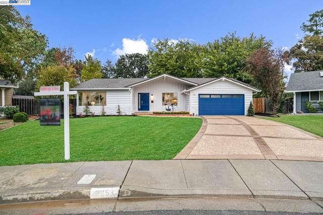 5253 Meadowwood Ct, Pleasanton, CA 94566 (#40971830) :: Excel Fine Homes