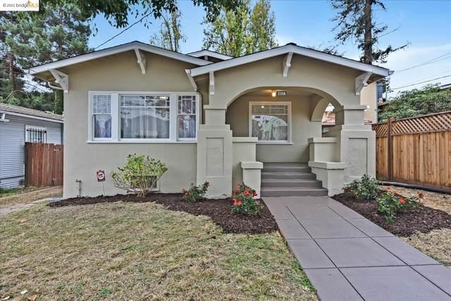 4027 Brookdale Ave, Oakland, CA 94619 (#40971834) :: Excel Fine Homes