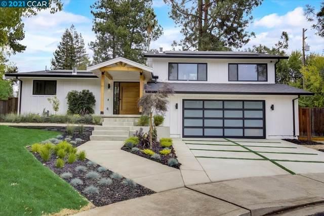 2529 Mohawk Ct, Walnut Creek, CA 94598 (#40971851) :: Blue Line Property Group