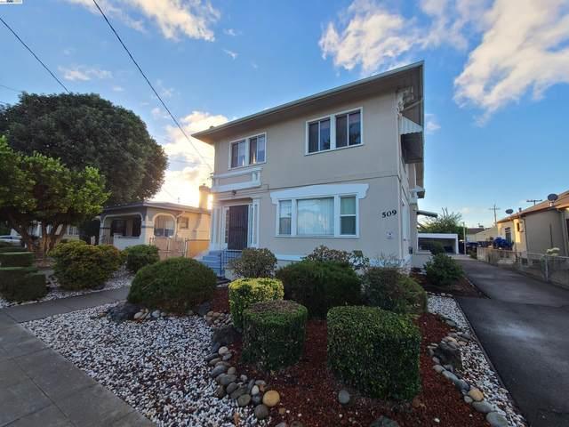 509 Juana Ave, San Leandro, CA 94577 (#40971852) :: Excel Fine Homes