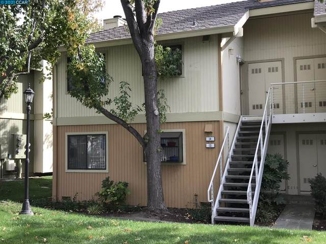 2827 Monument Blvd #14, Concord, CA 94520 (#40971862) :: Blue Line Property Group