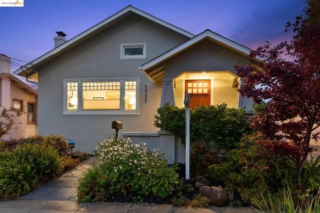 5327 Shafter Ave, Oakland, CA 94618 (#40971880) :: Blue Line Property Group