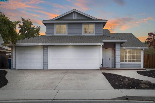 4634 Goldcrest Way, Antioch, CA 94531 (#40971882) :: Blue Line Property Group