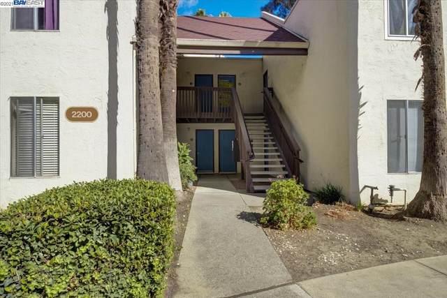 2200 Laguna Cir C, Concord, CA 94520 (MLS #40971944) :: 3 Step Realty Group