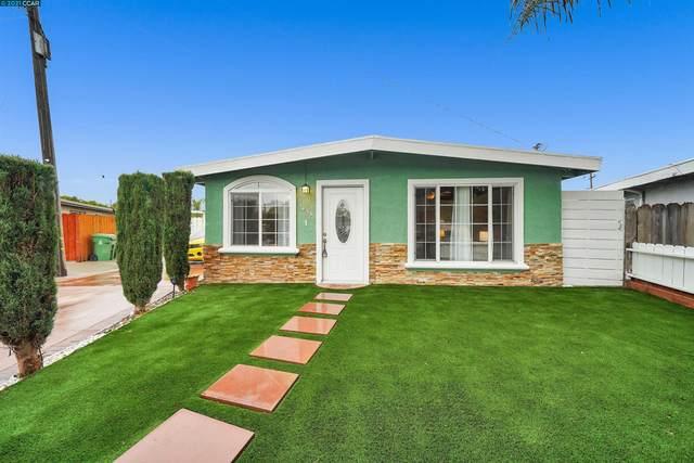 1013 Barbara Ln, San Pablo, CA 94806 (#40971977) :: Excel Fine Homes