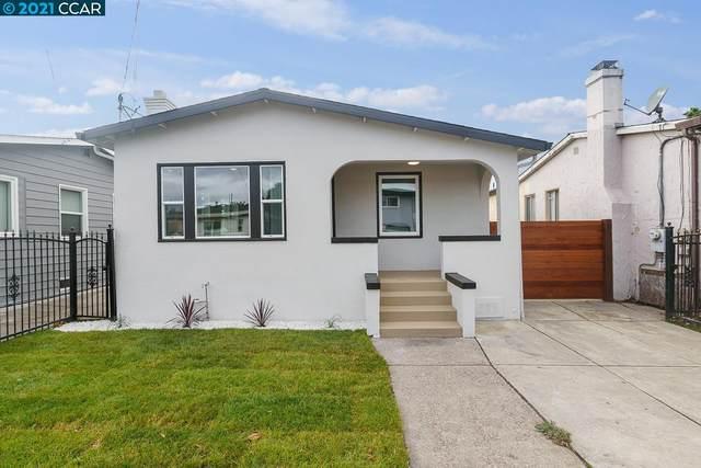 7407 Arthur St, Oakland, CA 94605 (#40971991) :: Realty World Property Network