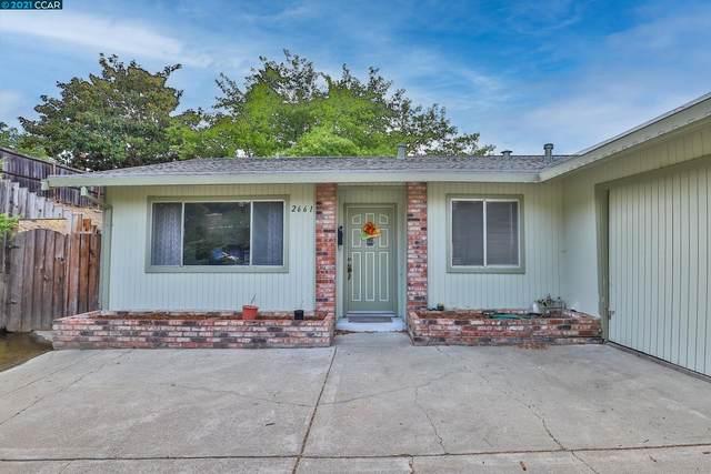2661 Lassen Way, Pinole, CA 94564 (#40972022) :: Excel Fine Homes