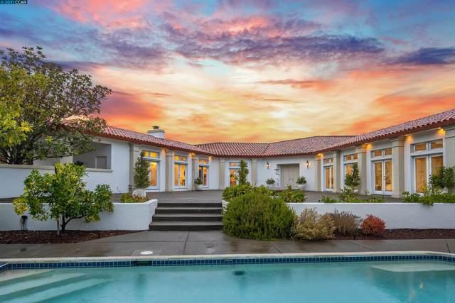 307 High Eagle Rd, Alamo, CA 94507 (#40972046) :: Realty World Property Network