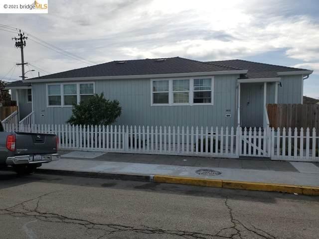 5823 Eastlawn, Oakland, CA 94621 (#40972074) :: Realty World Property Network