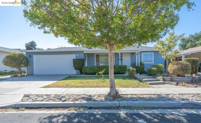 3873 Stanford Way, Livermore, CA 94550 (#40972076) :: Realty World Property Network