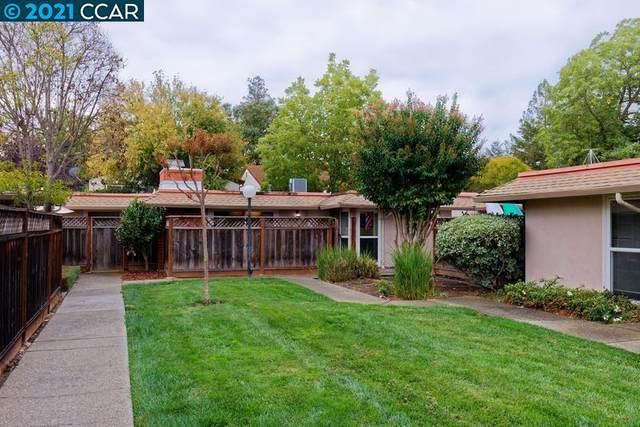 1691 Alvarado Ave #29, Walnut Creek, CA 94597 (#40972091) :: Excel Fine Homes
