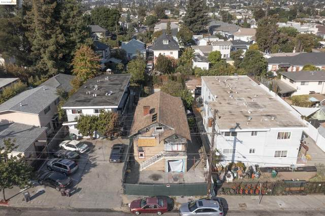3240 E 27Th St, Oakland, CA 94601 (#40972211) :: Realty World Property Network