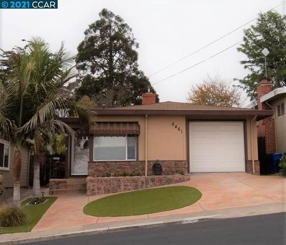 6461 Hazel Ave, Richmond, CA 94805 (#40972249) :: The Grubb Company