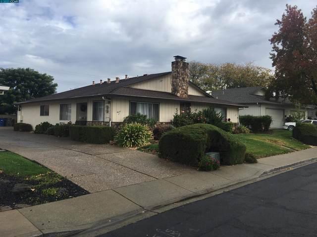 4647 Rishell Ct, Concord, CA 94521 (#40972262) :: The Grubb Company