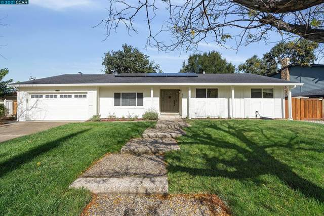 830 Kane Circle, Walnut Creek, CA 94598 (#40972264) :: The Lucas Group
