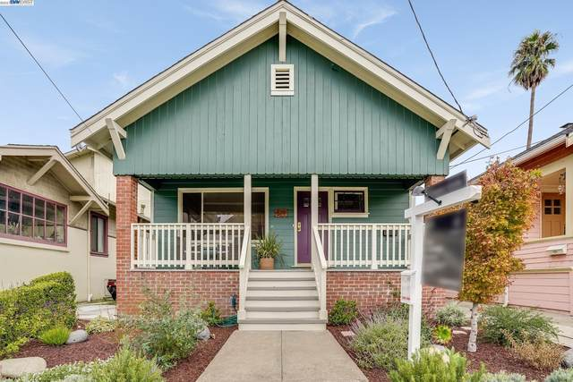 519 Taylor Ave, Alameda, CA 94501 (#40972351) :: The Lucas Group