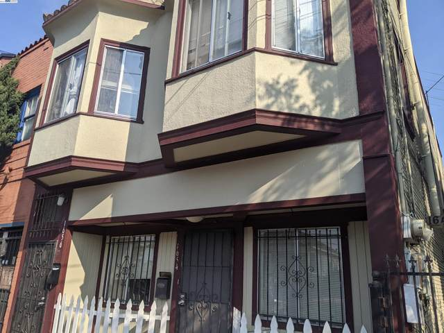 1654 46Th Ave, Oakland, CA 94601 (#40972356) :: Realty World Property Network