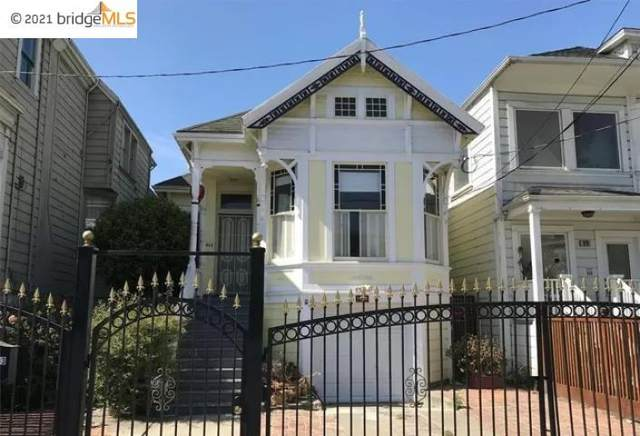 613 22Nd St, Oakland, CA 94612 (#40972366) :: Realty World Property Network