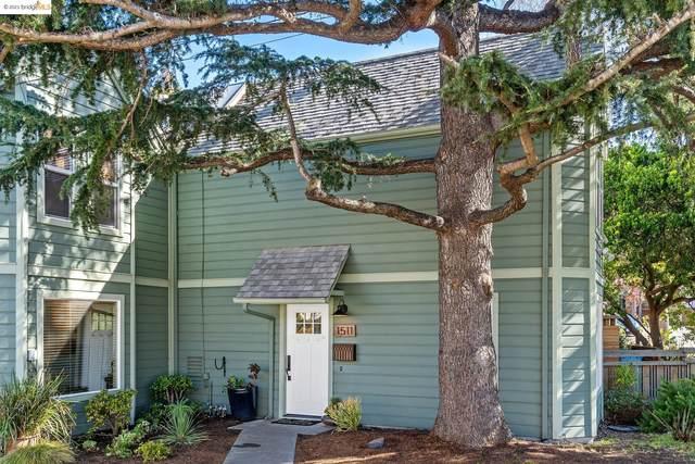 1511 Addison St, Berkeley, CA 94703 (#40972496) :: RE/MAX Accord (DRE# 01491373)