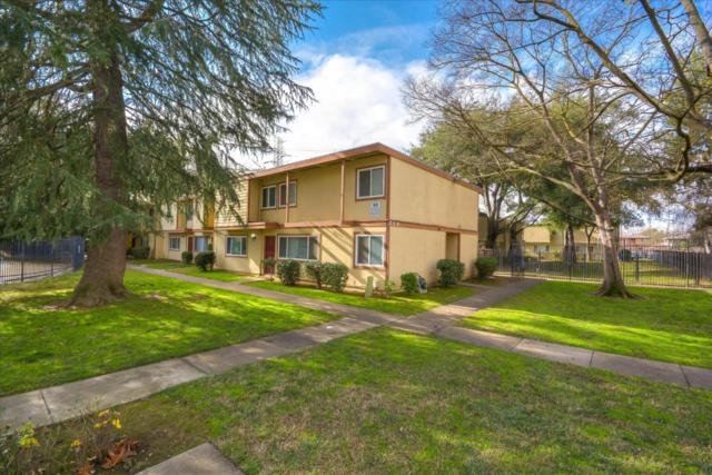 716 Northfield Drive F, Sacramento, CA 95833 (#ML81735327) :: The Grubb Company
