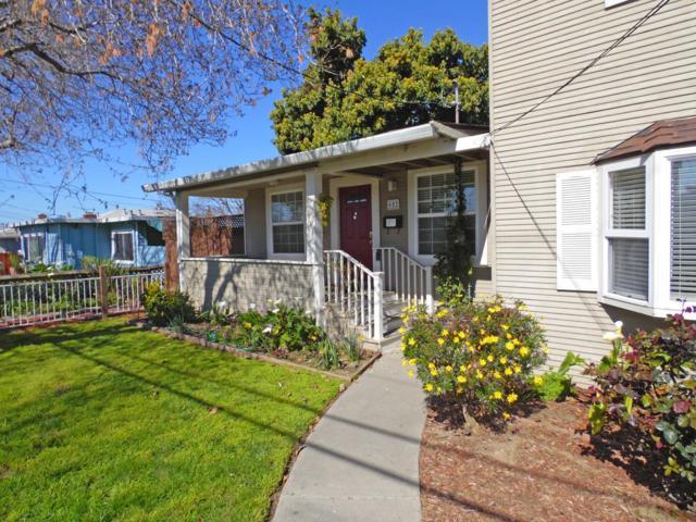 492 Willow Avenue, Hayward, CA 94541 (#ML81742930) :: The Grubb Company