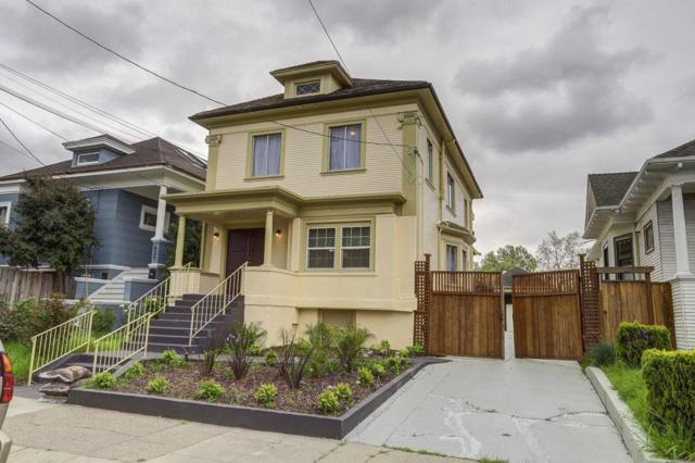 831 56th Street, Oakland, CA 94608 (#ML81745617) :: Realty World Property Network