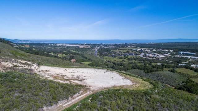 0 Monterra Ranch Road Lot 44, Monterey, CA 93940 (#ML81748769) :: The Venema Homes Team