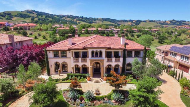 1457 Via Di Salerno, Pleasanton, CA 94566 (#ML81752769) :: Armario Venema Homes Real Estate Team